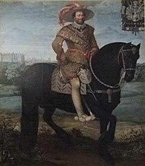 Daniel block herzog johann albrecht II von mecklenburg guestrow 1635.jpg