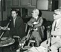 Daniele Piombi, Piero Chiara, Luigi Silori (da sin. a destra) - Rome, Italy, 1973.jpg