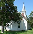 Dannevirke church from NE.JPG