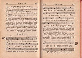 Das Grab ist leer, der Held erwacht German Easter hymn