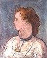 Daumier - Bust of a Woman, ca. 1858-1860.jpg