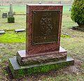 David Thomas Lenox plaque - West Union, Oregon.JPG