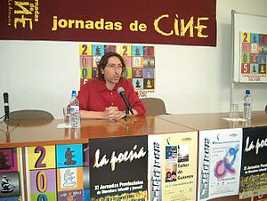 Español: David Trueba en las XII Jornadas de C...
