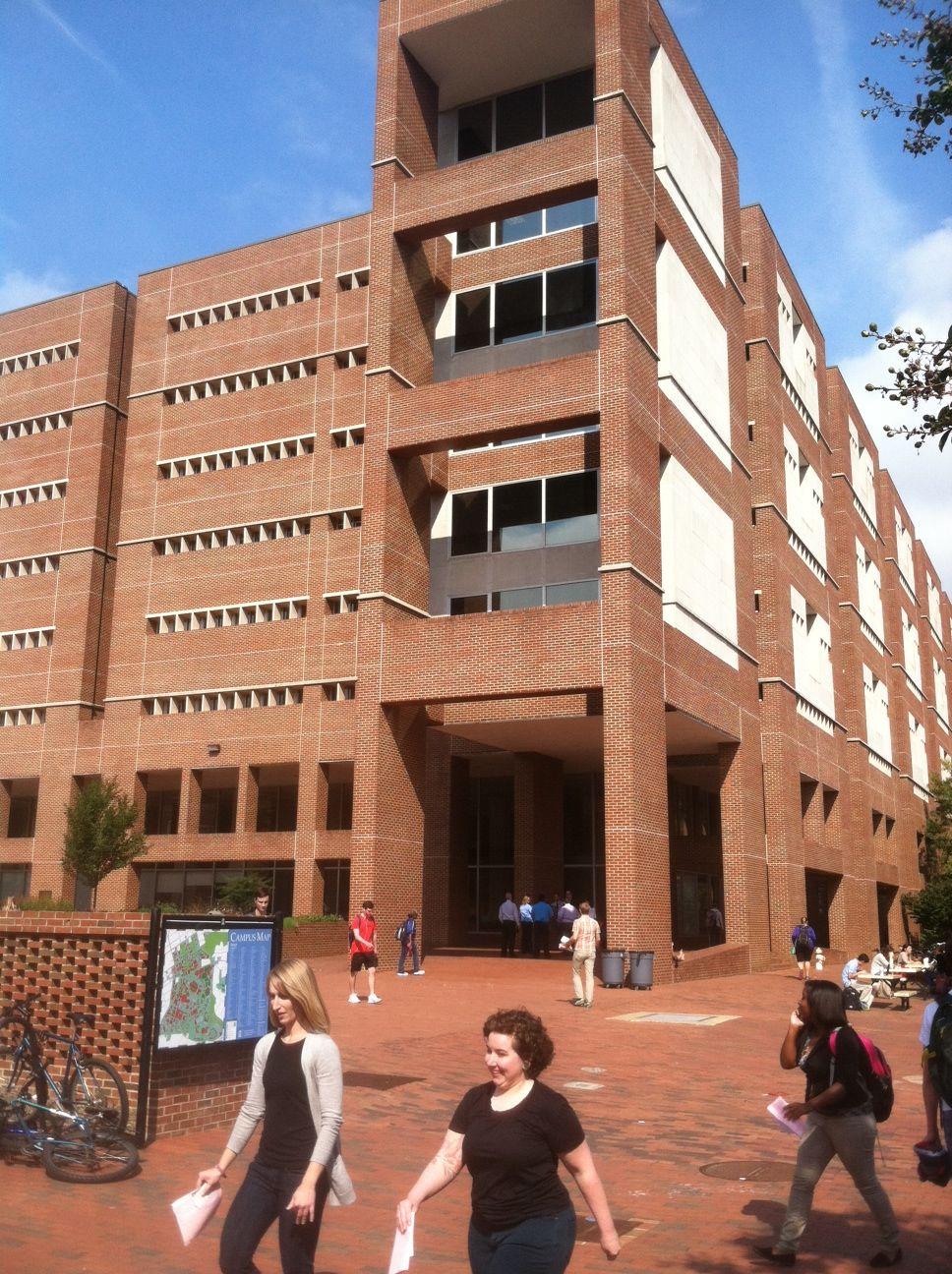 University of North Carolina/Chapel Hill/Tour Heels - Wikiversity