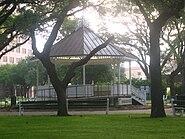 DeLeon Plaza and Bandstand