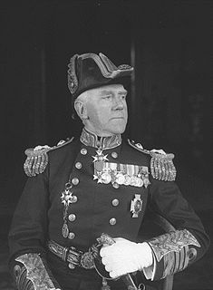Dudley de Chair Royal Navy officer and Governor of New South Wales