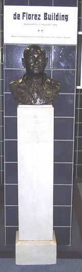 De Florez Building memorial 01