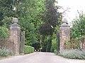 De Steeg, monumentaal hek bij Parkweg 21 foto2 2011-07-12 08.00.JPG