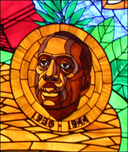 Dean Howard W Thurman - Howard University - detail from stained glass window.png