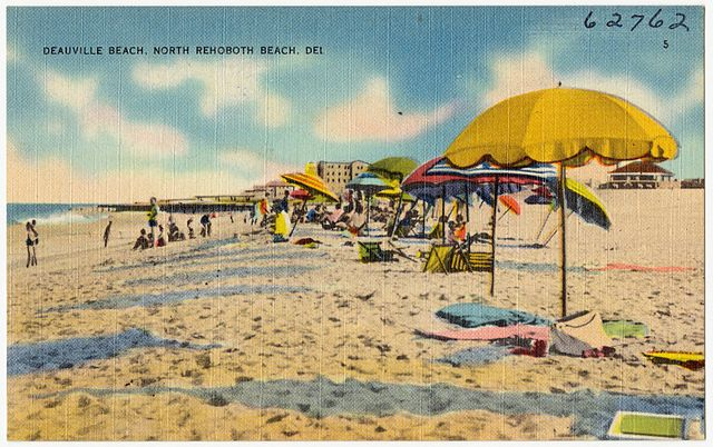 FileDeauville Beach North Rehoboth Beach Del 62762