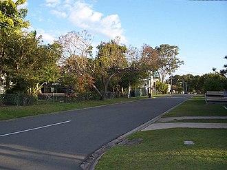 Deception Bay, Queensland - Residential area in Deception Bay