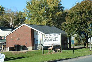 Deer Park, Wisconsin - Post office