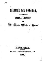 Ignacio María de Acosta: Español: Delirios del corazon: Poesías amatorias