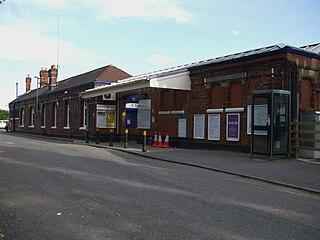 Denham railway station Railway station in Buckinghamshire, England