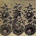 Dentelles et guipures - anciennes et modernes, imitations ou copies. Varieté des genres et des points. 52 portraits documentaires, 249 échantillons de dentelles, collerettes, fraises, manchettes, (14592013527).jpg