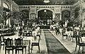 Der historische Bahnhofswartesaal um 1900 für Reisende der 1. und 2. Klasse.jpg