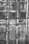 detail middenvak van balklaag op verdieping. - middelburg - 20157576 - rce