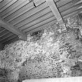 Detail muurwerk in kamer, tijdens restauratie - Alkmaar - 20005991 - RCE.jpg