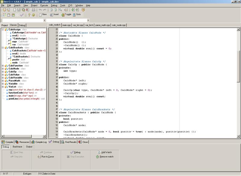 recopilacion de ides y compiladores c c en construccion en c c portal hacker. Black Bedroom Furniture Sets. Home Design Ideas