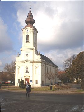 Devecser church.JPG