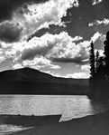 Diamond Lake with Mount Bailey in the distance. (3387292747).jpg