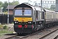 Didcot Parkway - GBRf 66779 rear of excursion to Cardiff.JPG