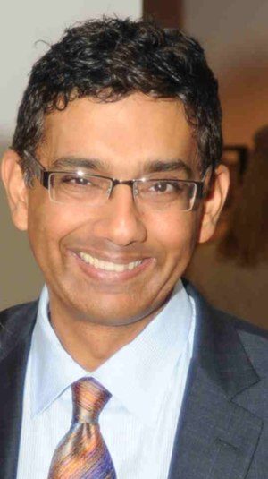 37th Golden Raspberry Awards - Dinesh D'Souza, Worst Director co-winner and Worst Actor winner.