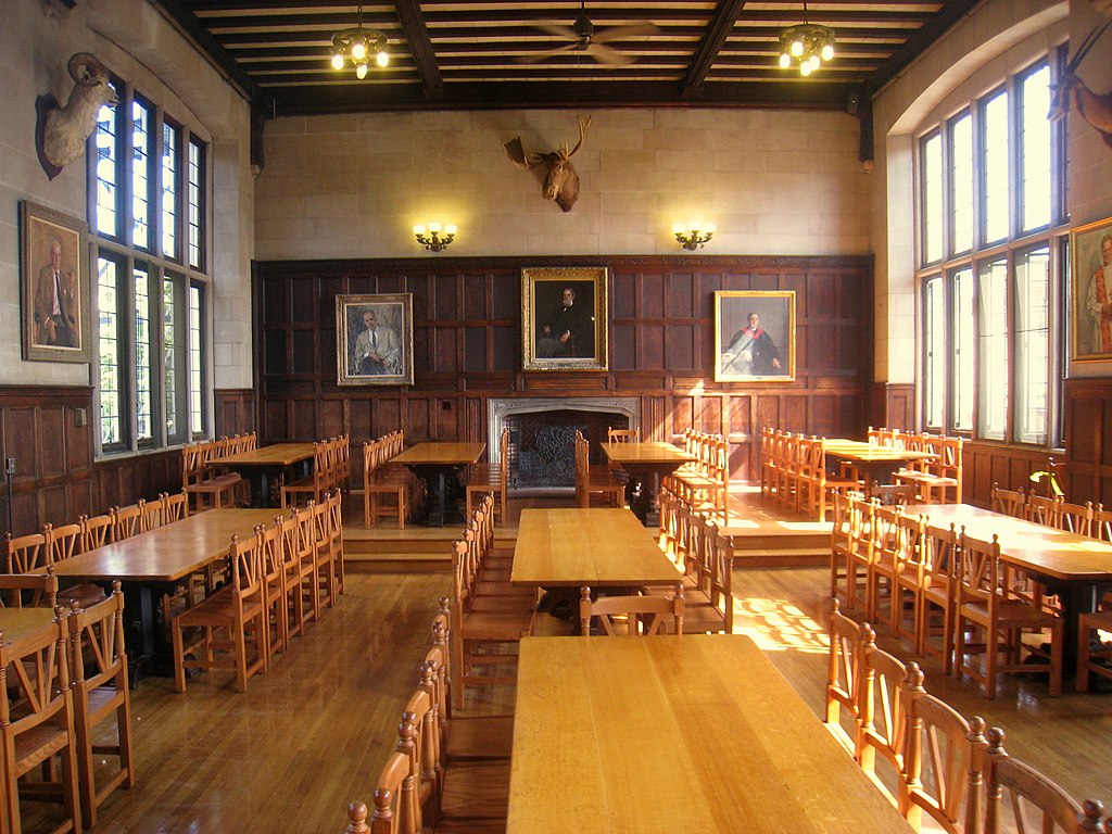 File Dining Hall St Mark S School Southborough Ma