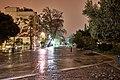Dionysiou Areopagitou Pedestrian Street late at night.jpg
