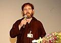 Director of the flm 'No Exit ' from Israel,Dror Sabo at the presentation on November 30, 2007 at IFFI, Panaji, Goa.jpg