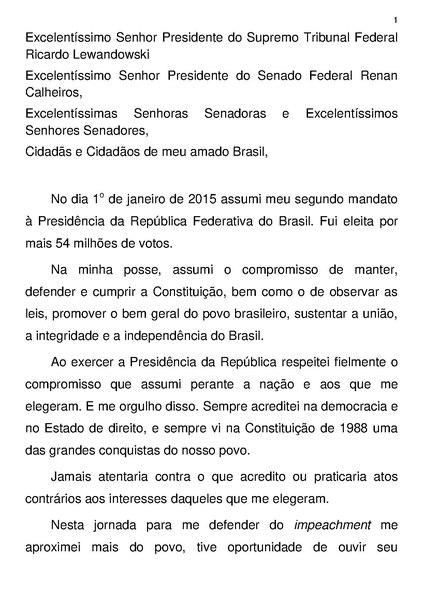 File:Discurso de Dilma Rousseff ao Senado Federal em 29 de agosto de 2016.pdf