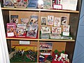 Display of children's books and toys, British Schools Museum, Hitchin - geograph.org.uk - 2261659.jpg