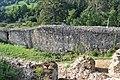 Divín - Divínsky hrad - hradbový múr (2).jpg