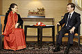 Dmitry Medvedev in India 4-5 December 2008-9.jpg