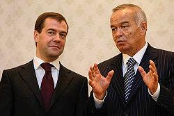 Islam Karimov - Wikipedia, the free encyclopedia
