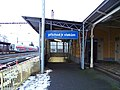 Dobřichovice, nádraží, podchod a vlak.jpg