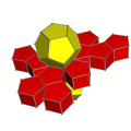 Dodecahedral prism net.png