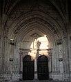 Dole's Collegiate Church of Our Lady. Département du Jura, France. - panoramio.jpg