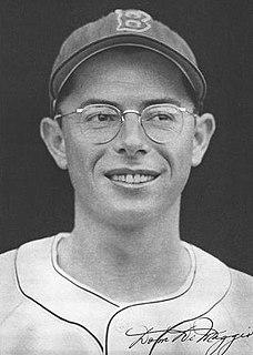 Dom DiMaggio American baseball player