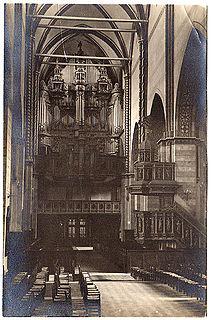 Riga Cathedral pipe organ