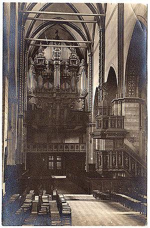 Walcker Orgelbau - Riga Cathedral organ
