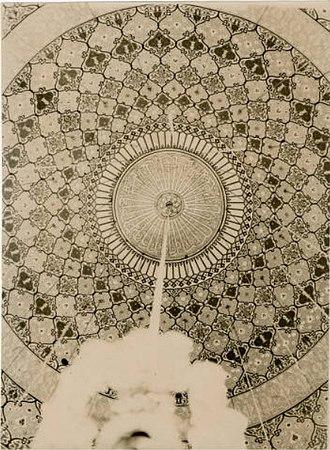Sulayman Pasha Mosque - Dome of Sulaymān Pasha or Sidi Sariya's mosque at the Citadel