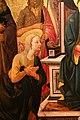 Domenico di michelino, madonna col bambino in trono e santi, 1450-60 ca., da s.m. dei cerchi firenze, 04 margherita.jpg