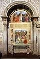 Domenico ghirlandaio, altare vespucci, 1471-72 ca., 00.jpg