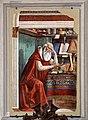 Domenico ghirlandaio, san girolamo nello studio, 1480 ca. 01.jpg