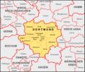 Dortmund Bezirke und Nachbargemeinden.png