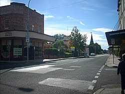 Down the Street at Maitland - panoramio.jpg