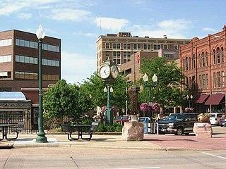 Су-Фолс,  Южная Дакота, США