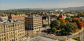 Downtown and Park Square, Pittsfield, Massachusetts.jpg
