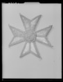 Dräktkraschan för kommendör av Svärdsorden, Sverige, 1860-1871 - Livrustkammaren - 27901.tif